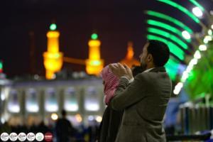 حرم مطهر امامحسین علیه السلام
